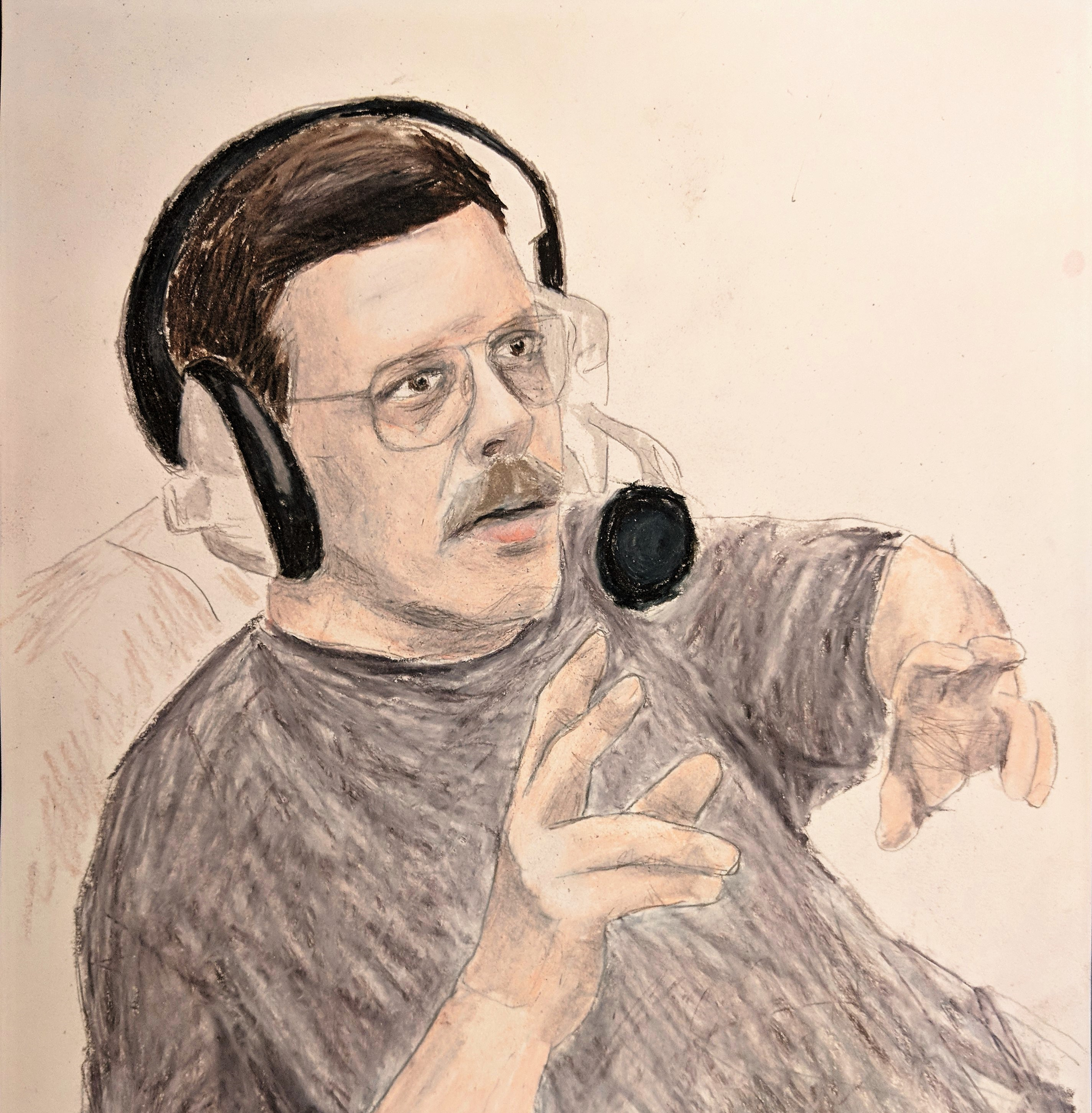 Art Bell from his Coast to Coast AM Days   Amdall Gallery